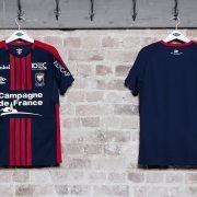 Camiseta titular Umbro del SM Caen | Foto Web Oficial