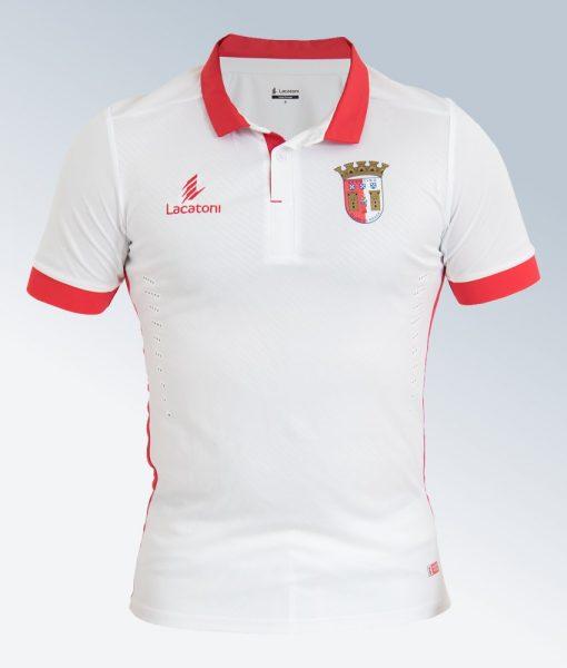 Camiseta suplente del Sporting Braga | Imagen Web Oficial