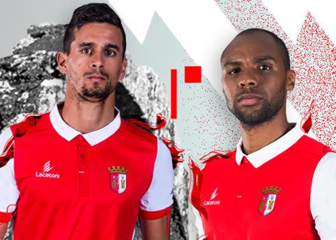 Camiseta titular del Sporting Braga | Foto Web Oficial
