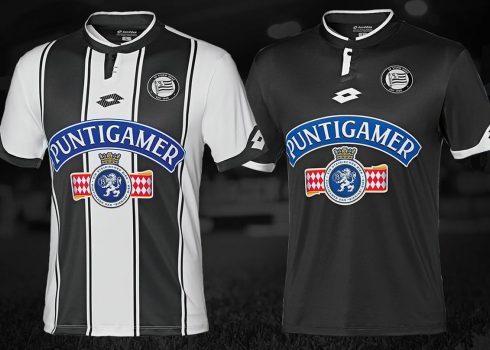 Camisetas del SK Sturm Graz | Foto Web Oficial