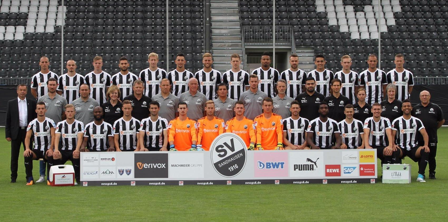 Foto oficial de la temporada 2017-18 | Imagen Web Oficial