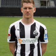 Camiseta titular Puma de SV Sandhausen | Foto Web Oficial
