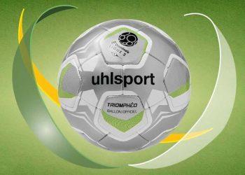 Triomphéo el balón para la Ligue 2 2017-18 | Foto Uhlsport