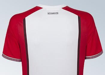 Camiseta titular Under Armour del Southampton FC | Foto Web Oficial