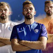 Camisetas Nike del VfL Bochum | Foto Web Oficial