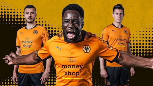 Camiseta titular Puma del Wolverhampton Wanderers | Foto Web Oficial