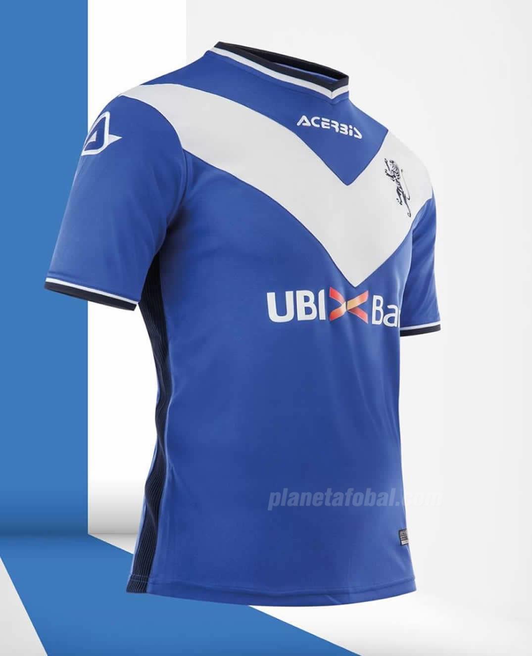 Camiseta titular del Brescia Calcio | Foto Acerbis