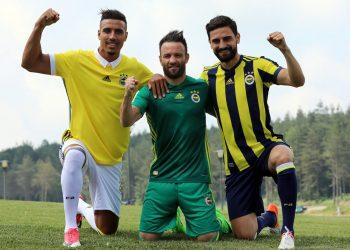 Nuevas camisetas Adidas del Fenerbahçe SK | Foto Web Oficial