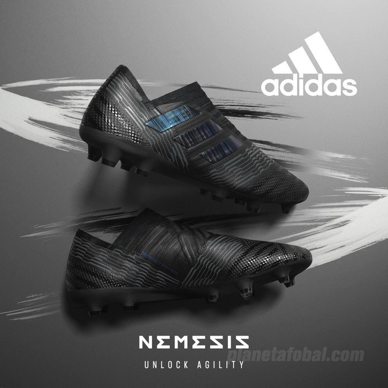 "Magnetic Stom Pack ""NEMEZIZ"" | Foto Adidas"