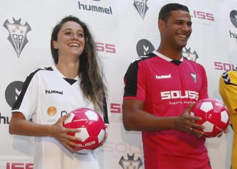Camisetas Hummel del Albacete | Foto Facebook Oficial