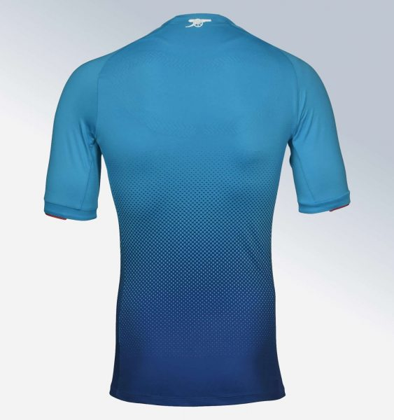Camiseta suplente Puma del Arsenal | Imagen Web Oficial