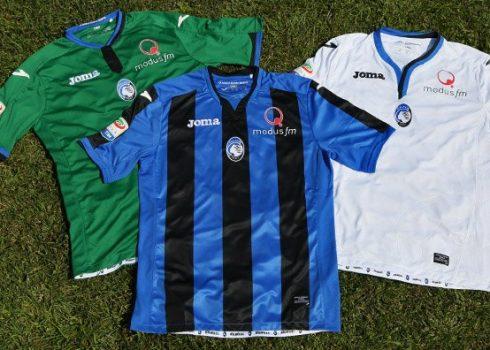Camisetas Joma Sport del Atalanta   Foto Web Oficial