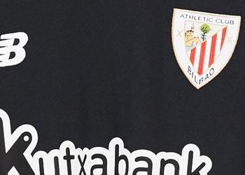 Camiseta suplente del Athletic Club de Bilbao | Foto New Balance