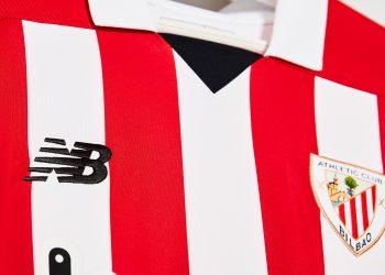Camiseta titular del Athletic Club de Bilbao | Foto New Balance