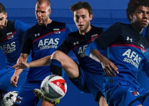 Nuevo kit alternativo del AZ Alkmaar | Foto Web Oficial