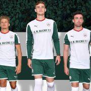 Camiseta suplente del Barnsley FC | Foto Web Oficial