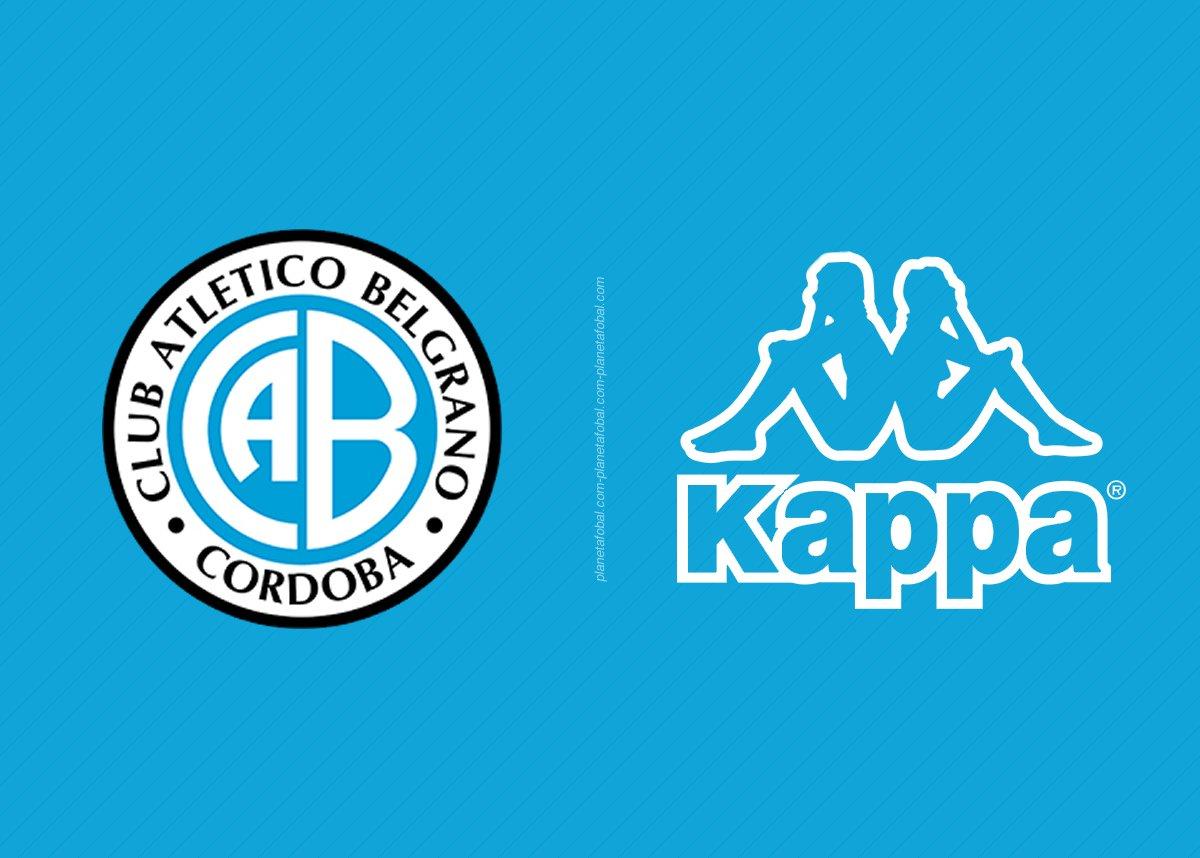 Belgrano vestirá indumentaria Kappa