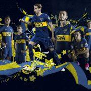Nueva camiseta titular de Boca | Foto Nike