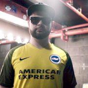 Camiseta alternativa Nike del Brighton & Hove Albion   Foto Web Oficial