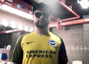 Camiseta alternativa Nike del Brighton & Hove Albion | Foto Web Oficial