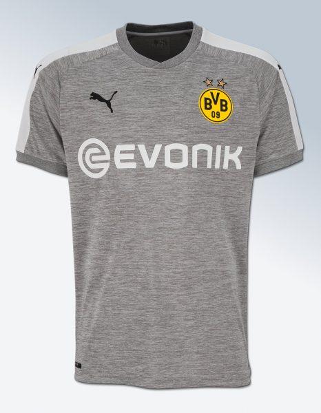 Tercera camiseta Puma del BVB | Foto Web Oficial