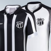 Camisetas del Ceará SC | Imágenes Gentileza Topper