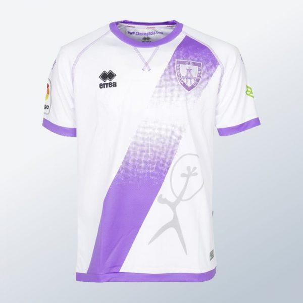 Camiseta suplente Erreà 2017-18 del Numancia | Foto Web Oficial