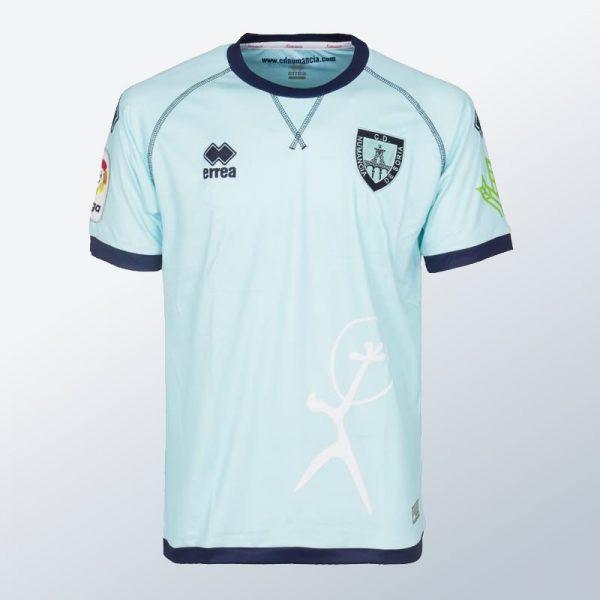 Tercera camiseta Erreà 2017-18 del Numancia | Foto Web Oficial