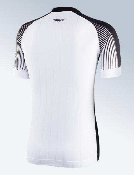 Camiseta suplente del Ceará SC | Imagen Gentileza Topper