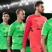 Tercera camiseta del Celtic de Escocia | Foto New Balance