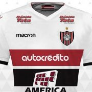 Nuevo kit alternativo de Chacarita Juniors | Foto Twitter Oficial
