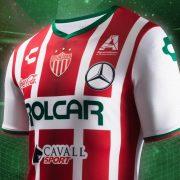 Equipación titular del Club Necaxa | Foto Charly Fútbol