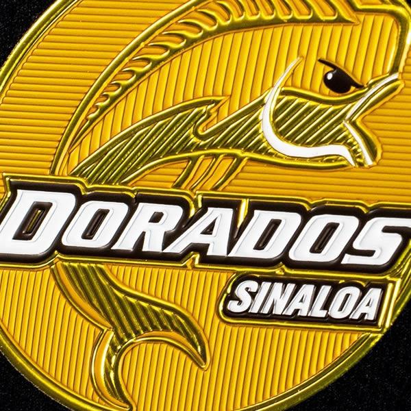 Camiseta suplente de los Dorados de Sinaloa | Foto Charly