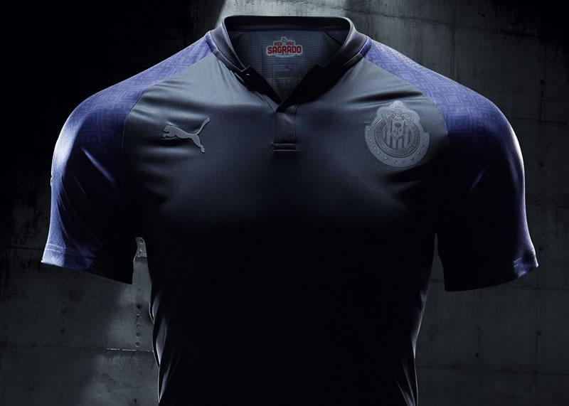 Camiseta de la Chivas de Guadalajara   Foto Puma