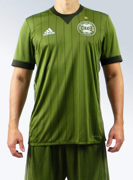 Tercera camiseta Adidas del Coritiba | Foto Web Oficial