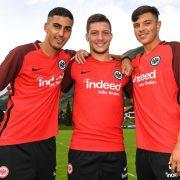 Tercera camiseta Nike del Eintracht Frankfurt | Foto Web Oficial