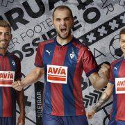 Camiseta titular Puma del SD Eibar | Foto Twitter Oficial