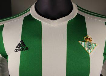 Camiseta titular Adidas 2017-18 del Betis | Foto Facebook Oficial