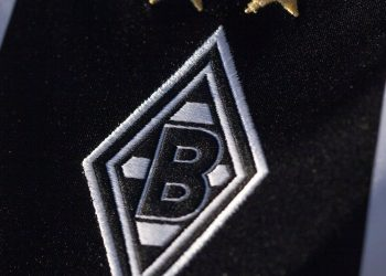 Nueva camiseta alternativa Kappa del Borussia Mönchengladbach | Foto Web Oficial
