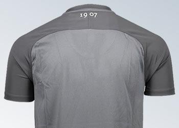 Tercera camiseta Nike 2017-18 del FC Augsburg | Foto Web Oficial