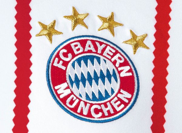 Tercera camiseta Adidas del FC Bayern | Foto Web Oficial