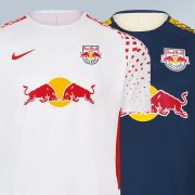 Camisetas Nike del Red Bull Salzburg | Foto Web Oficial