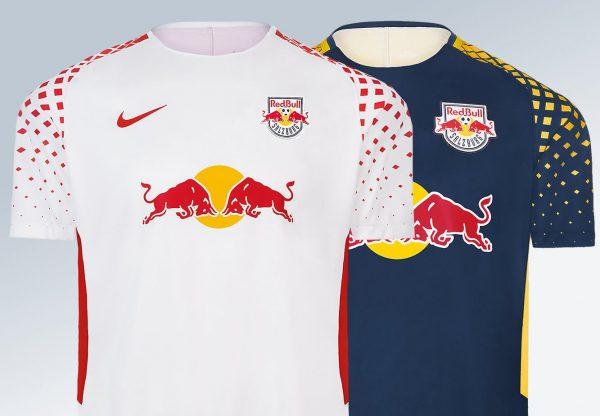 Nike 20172018 Salzburg Bull Camisetas Del Red CBrdxoe