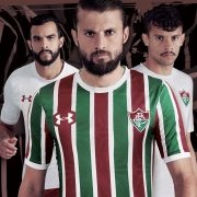 Nuevas camisetas del Fluminense | Foto Under Armour