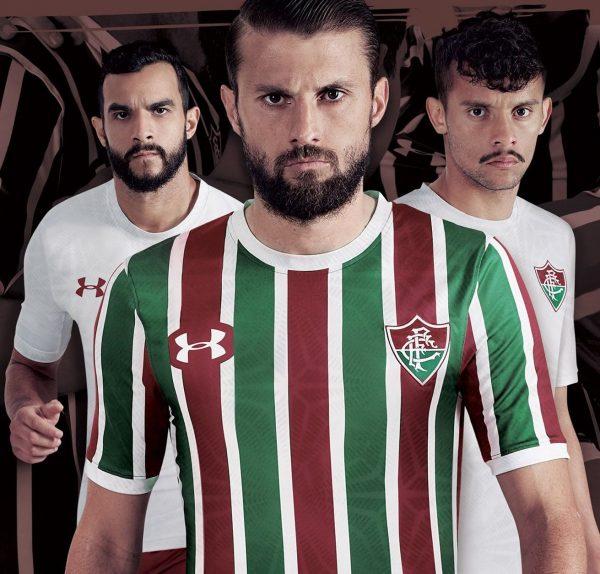 Nuevas camisetas del Fluminense | Foto Under Armour