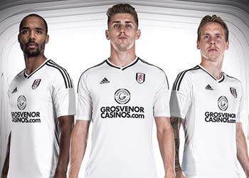 Camiseta titular Adidas del Fulham | Foto Web Oficial