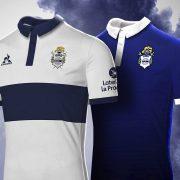Nuevas camisetas de Gimnasia LP | Foto Le coq sportif
