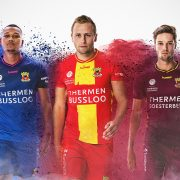 Camisetas Hummel del Go Ahead Eagles | Foto Web Oficial
