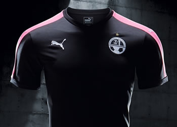 Camiseta versión Step Out del Hapoel Be'er Sheva | Foto Puma