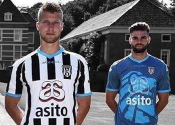 Camisetas Acerbis del Heracles Almelo | Foto Web Oficial